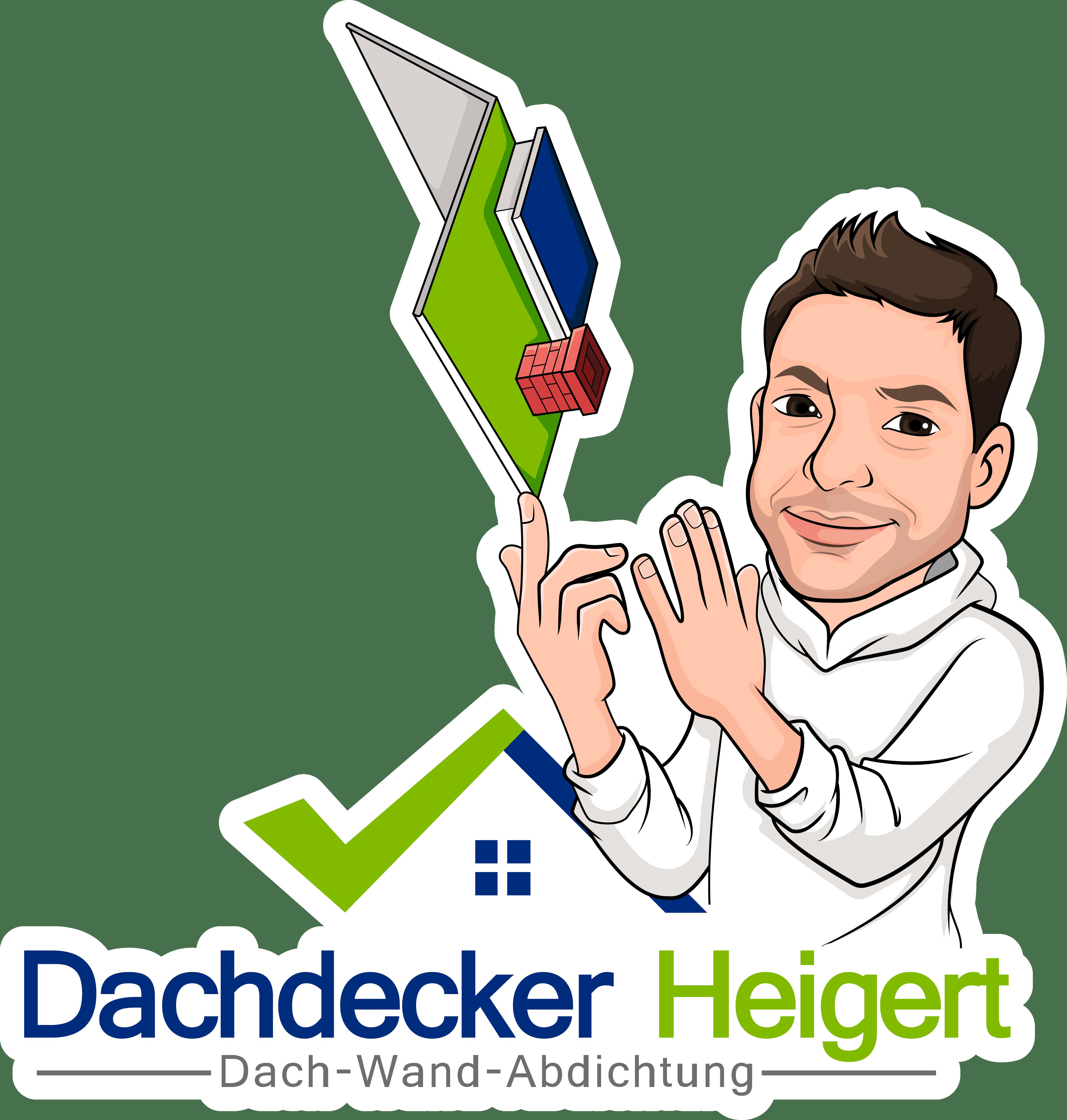 Logo Dachdecker Heigert