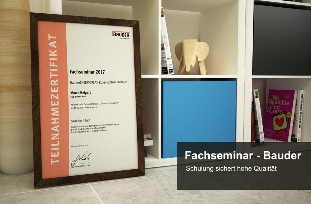 Zertifikat-Bauder 2017