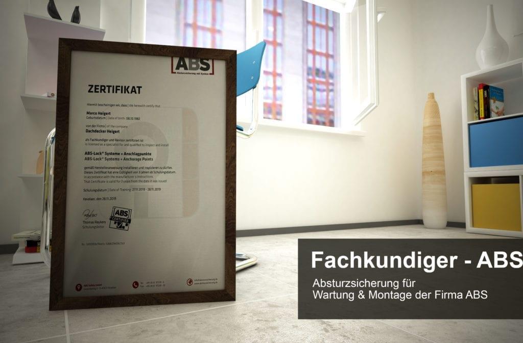 Zertifikate-ABS