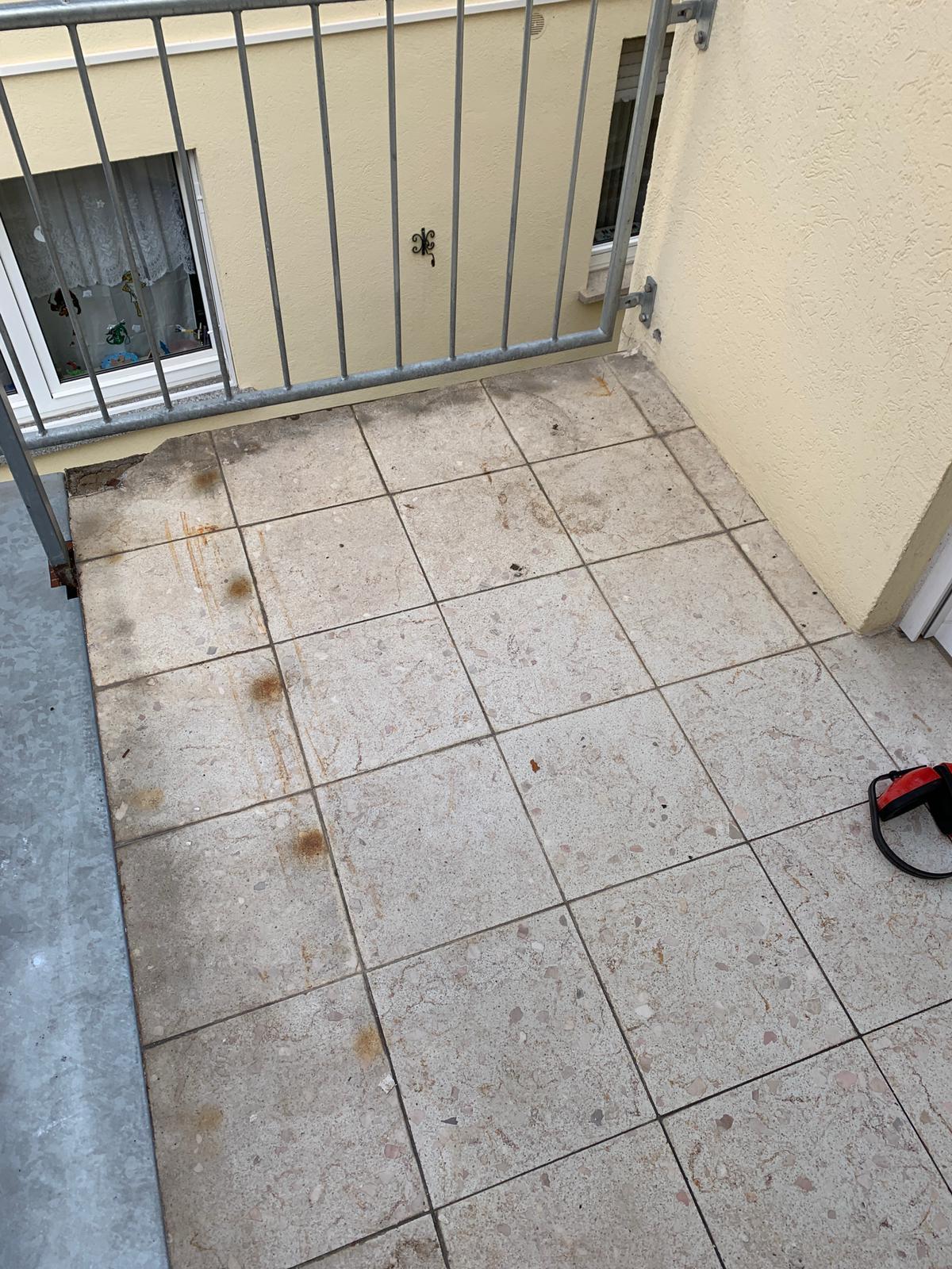 Balkonsanierung in Gabsheim