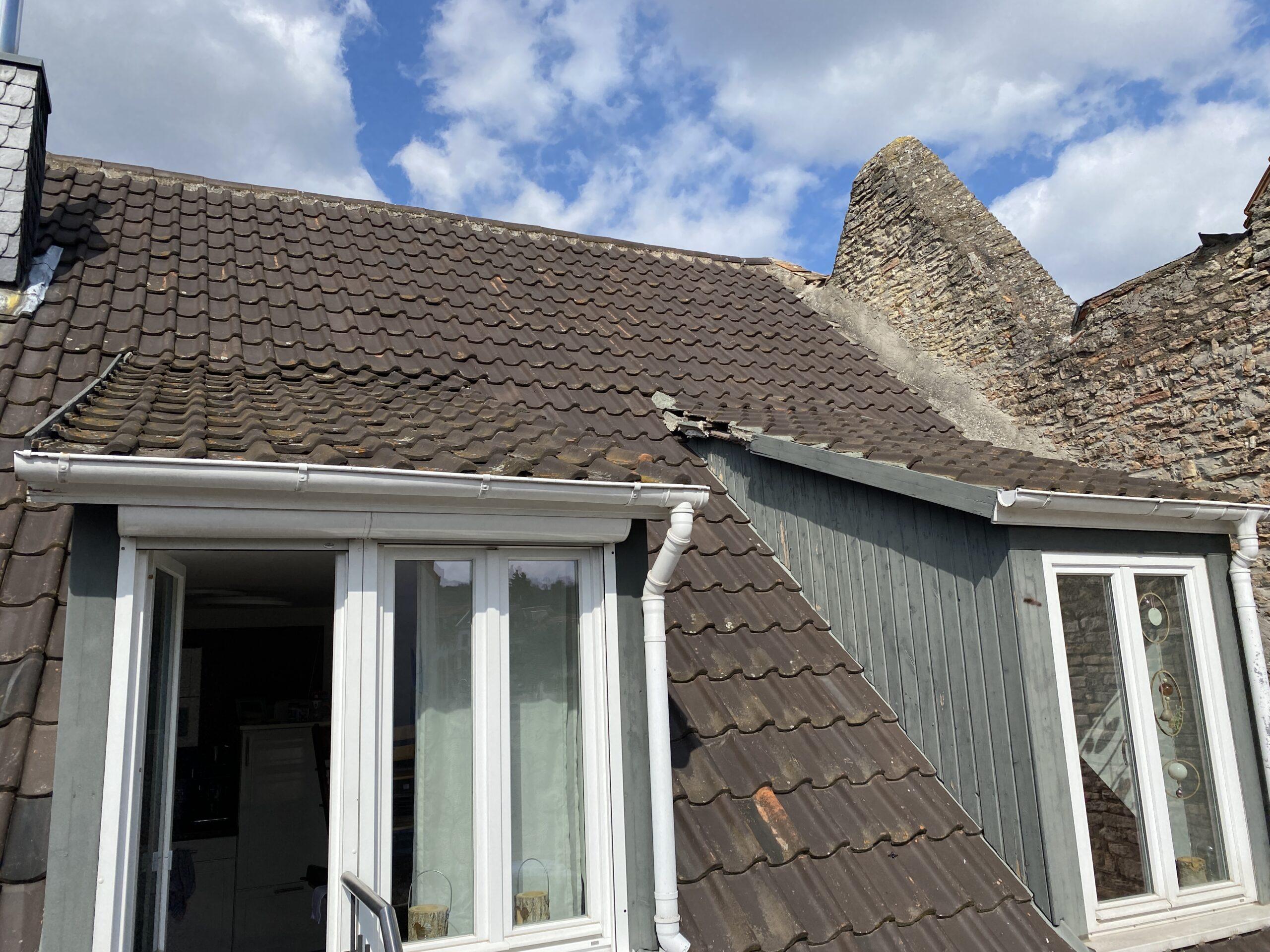 Steildachsanierung in Ingelheim